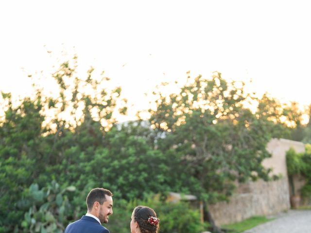 La boda de David y Laura en Santa Eularia Des Riu, Islas Baleares 40