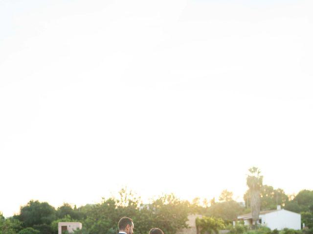 La boda de David y Laura en Santa Eularia Des Riu, Islas Baleares 39