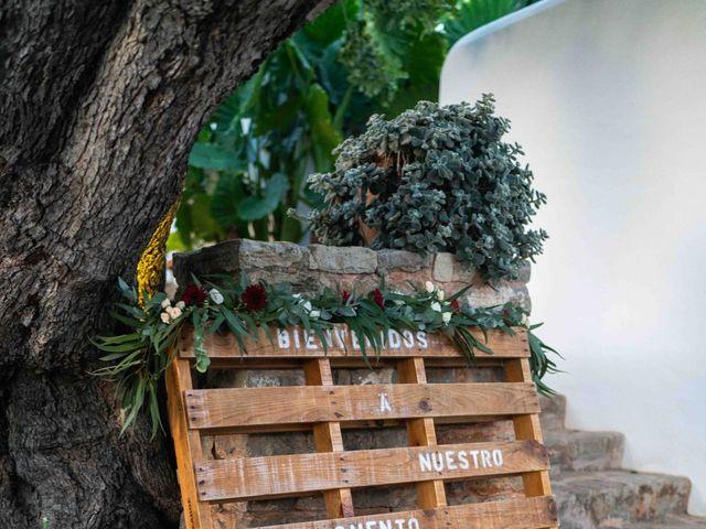 La boda de David y Laura en Santa Eularia Des Riu, Islas Baleares 35