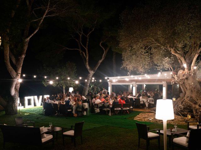 La boda de David y Laura en Santa Eularia Des Riu, Islas Baleares 45
