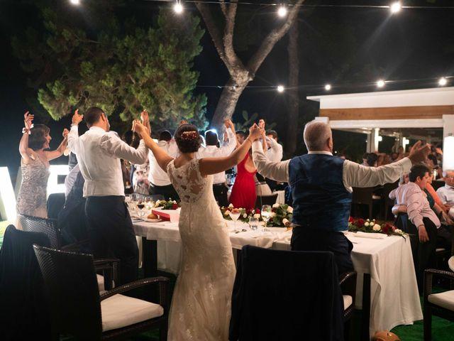 La boda de David y Laura en Santa Eularia Des Riu, Islas Baleares 56
