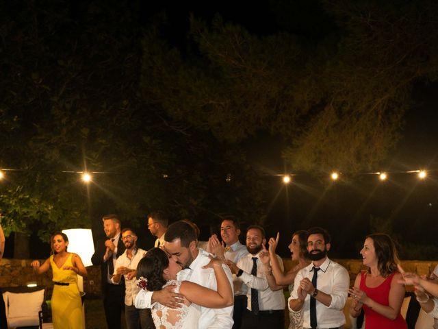 La boda de David y Laura en Santa Eularia Des Riu, Islas Baleares 55