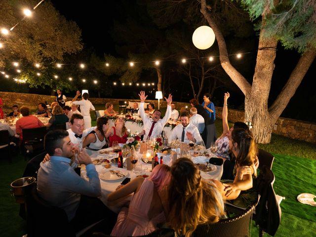 La boda de David y Laura en Santa Eularia Des Riu, Islas Baleares 52