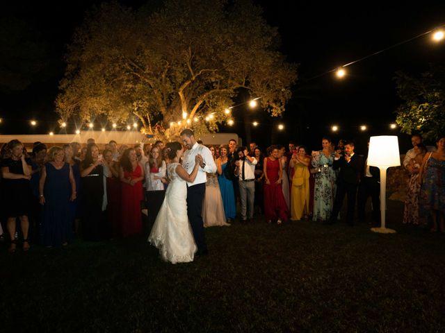 La boda de David y Laura en Santa Eularia Des Riu, Islas Baleares 48