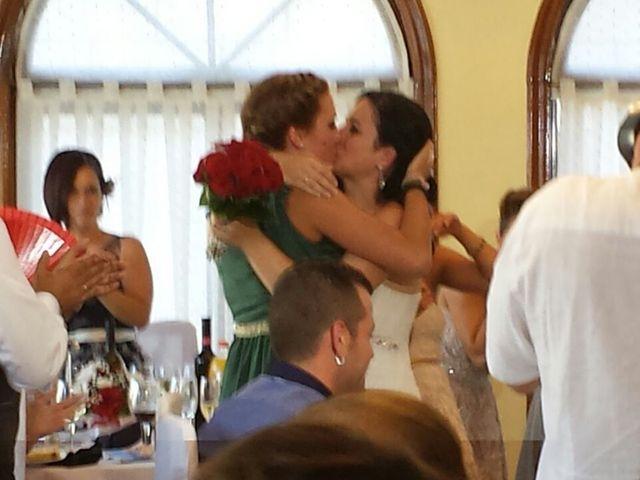 La boda de Jessy y Dani  en Nigran, Pontevedra 1