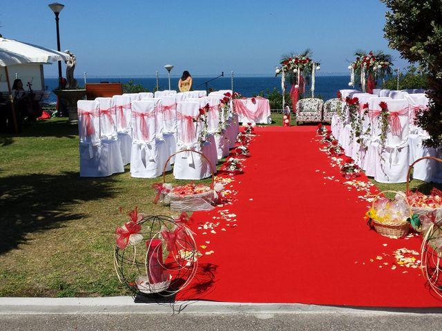 La boda de Jessy y Dani  en Nigran, Pontevedra 2
