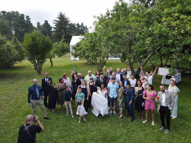 La boda de Roberto y Lyanne en Vedra, A Coruña 7