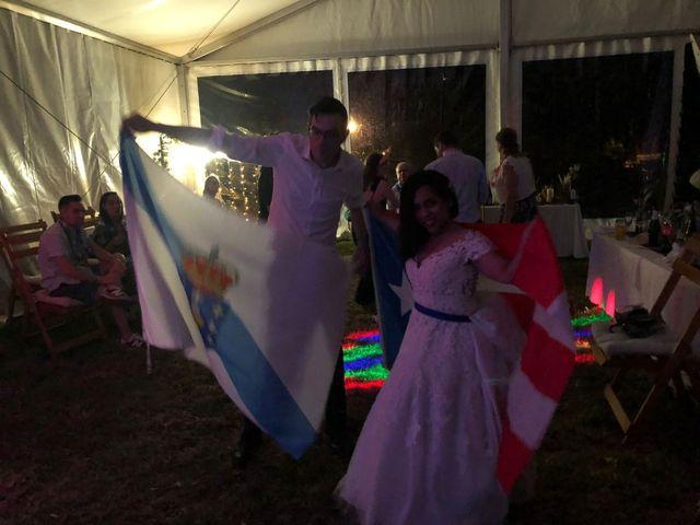 La boda de Roberto y Lyanne en Vedra, A Coruña 9
