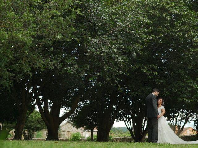 La boda de Roberto y Lyanne en Vedra, A Coruña 20