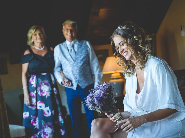 La boda de Yon y Tania en Mangiron, Madrid 12