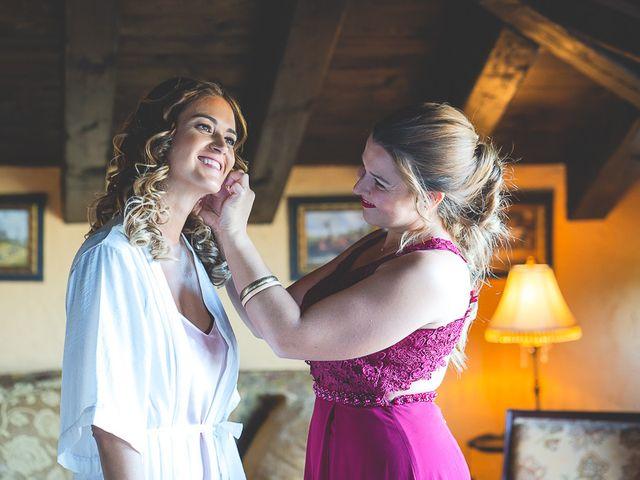 La boda de Yon y Tania en Mangiron, Madrid 24