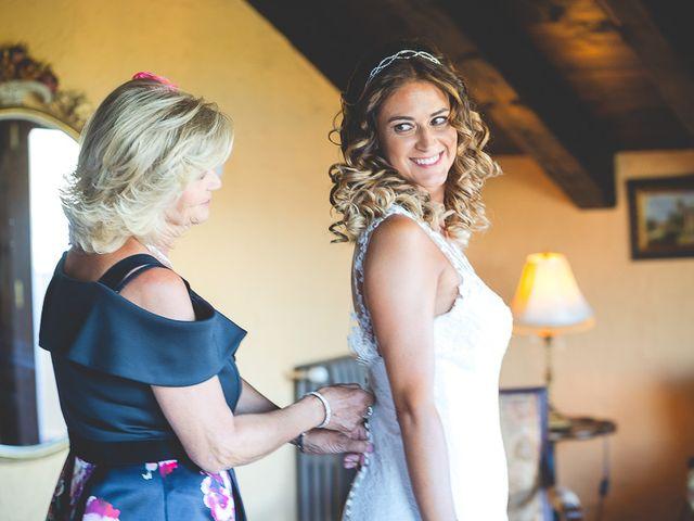 La boda de Yon y Tania en Mangiron, Madrid 28