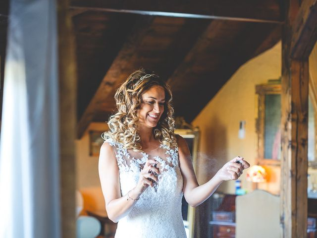 La boda de Yon y Tania en Mangiron, Madrid 31
