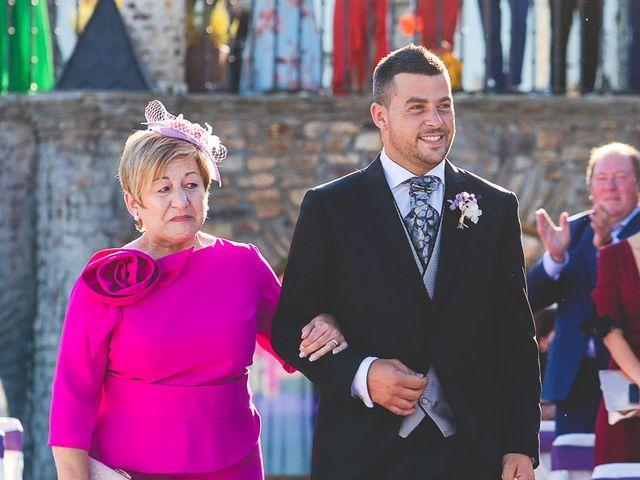 La boda de Yon y Tania en Mangiron, Madrid 33