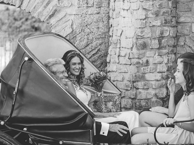 La boda de Yon y Tania en Mangiron, Madrid 34