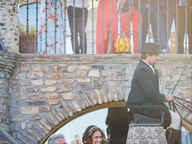 La boda de Yon y Tania en Mangiron, Madrid 35