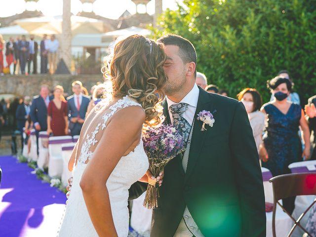 La boda de Yon y Tania en Mangiron, Madrid 36
