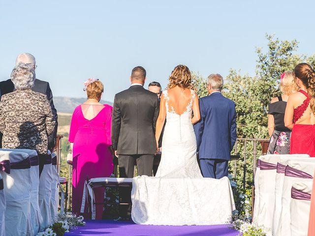 La boda de Yon y Tania en Mangiron, Madrid 37