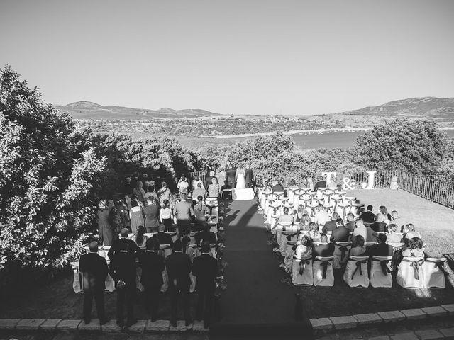 La boda de Yon y Tania en Mangiron, Madrid 40