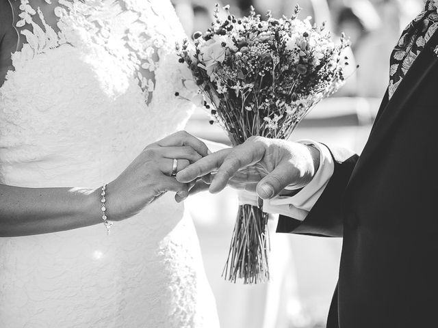 La boda de Yon y Tania en Mangiron, Madrid 42