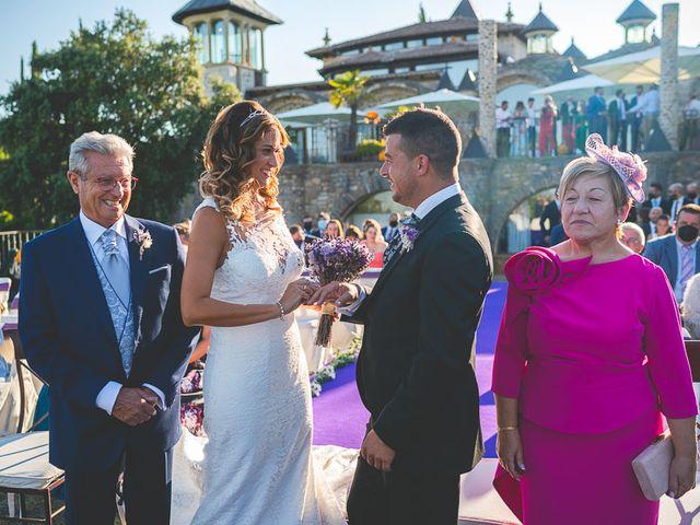 La boda de Yon y Tania en Mangiron, Madrid 43