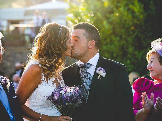 La boda de Yon y Tania en Mangiron, Madrid 44