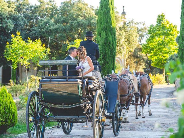 La boda de Yon y Tania en Mangiron, Madrid 45