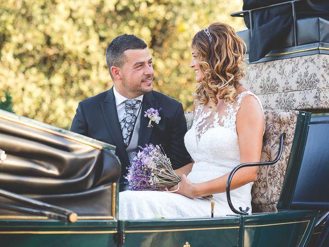 La boda de Yon y Tania en Mangiron, Madrid 46