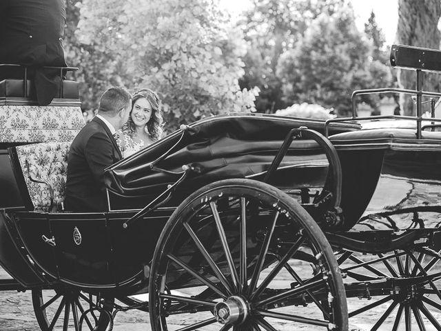 La boda de Yon y Tania en Mangiron, Madrid 47