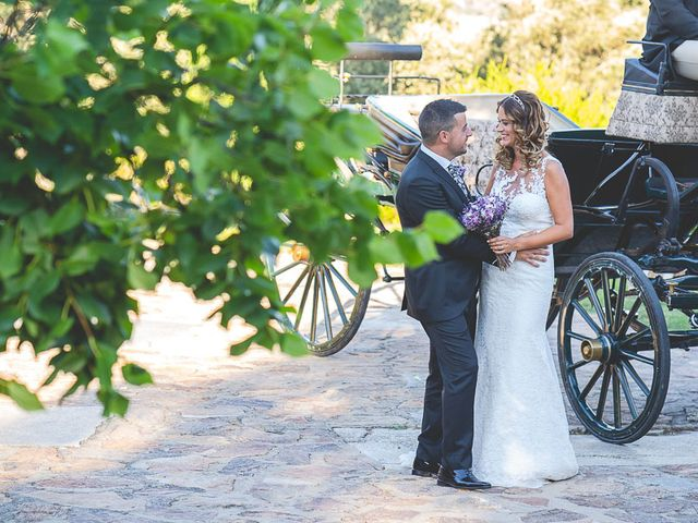 La boda de Yon y Tania en Mangiron, Madrid 48