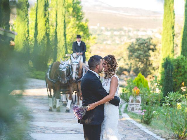 La boda de Yon y Tania en Mangiron, Madrid 49