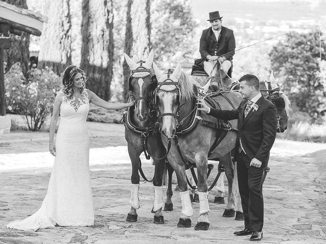 La boda de Yon y Tania en Mangiron, Madrid 51