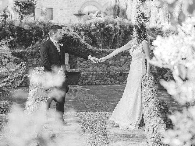 La boda de Yon y Tania en Mangiron, Madrid 52