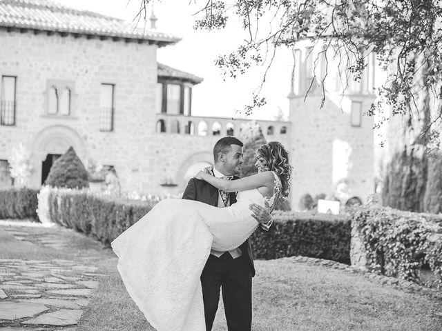 La boda de Yon y Tania en Mangiron, Madrid 53
