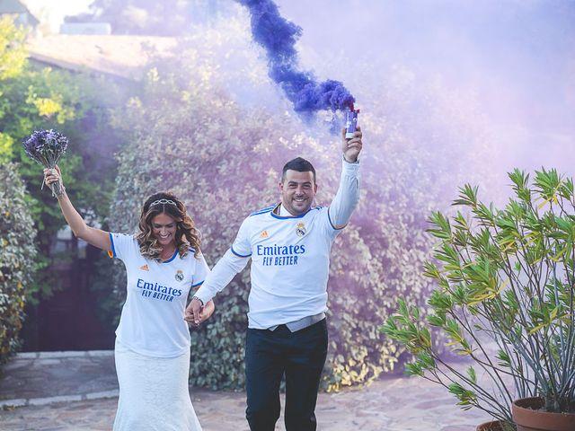 La boda de Yon y Tania en Mangiron, Madrid 56