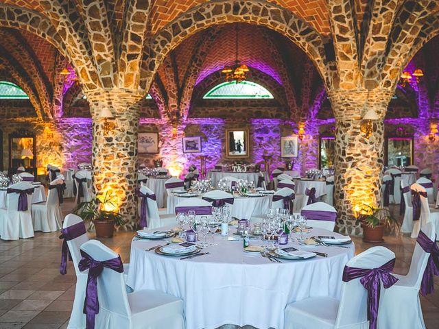 La boda de Yon y Tania en Mangiron, Madrid 57