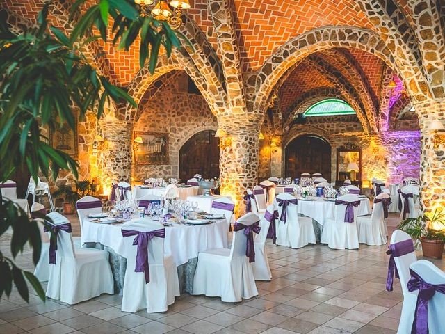 La boda de Yon y Tania en Mangiron, Madrid 58