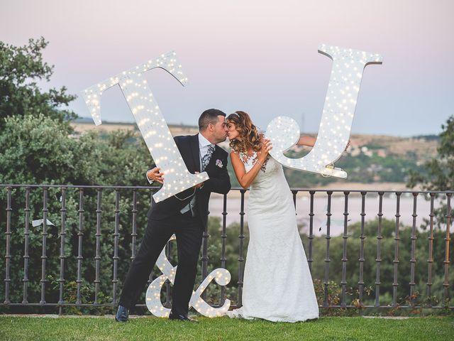 La boda de Yon y Tania en Mangiron, Madrid 59