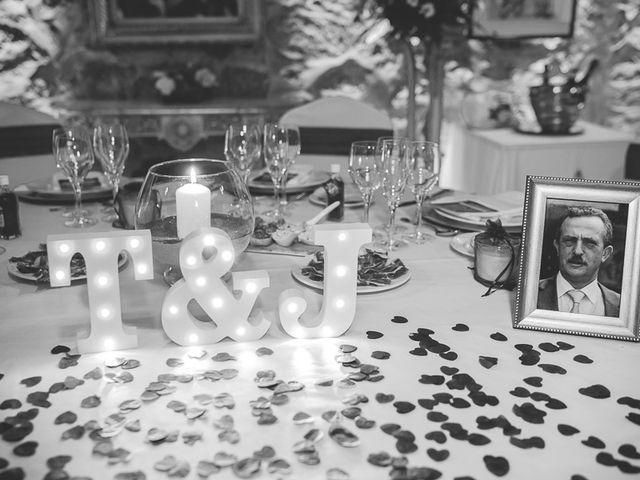 La boda de Yon y Tania en Mangiron, Madrid 60