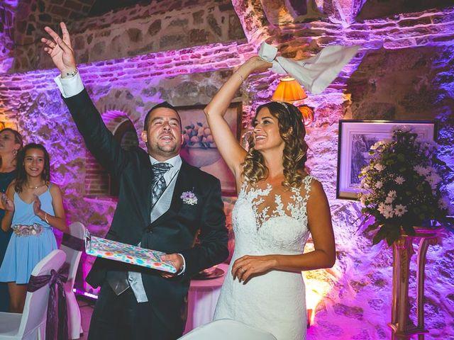 La boda de Yon y Tania en Mangiron, Madrid 61