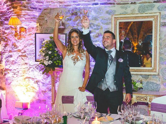La boda de Yon y Tania en Mangiron, Madrid 62
