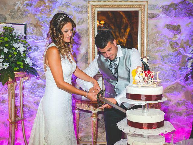 La boda de Yon y Tania en Mangiron, Madrid 64