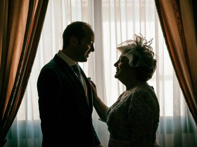 La boda de Jose Angel y Alicia en Villacañas, Toledo 4