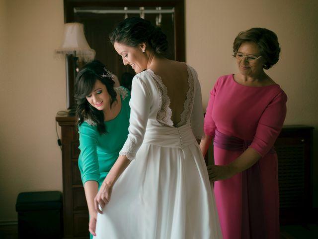 La boda de Jose Angel y Alicia en Villacañas, Toledo 14