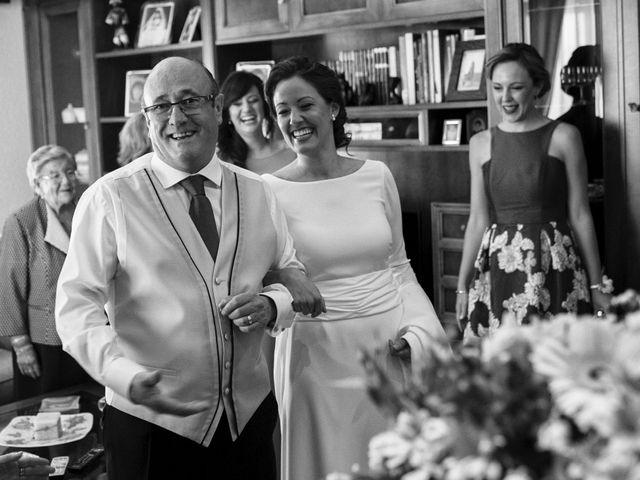 La boda de Jose Angel y Alicia en Villacañas, Toledo 1