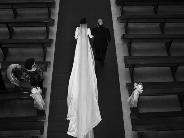 La boda de Jose Angel y Alicia en Villacañas, Toledo 21
