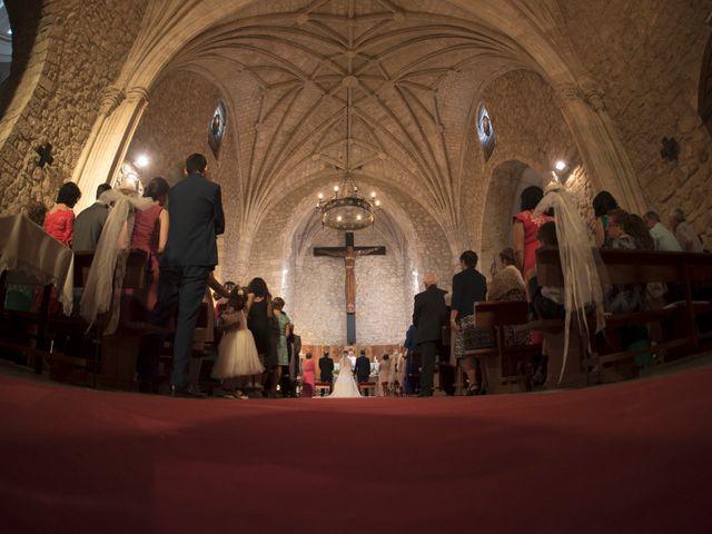 La boda de Jose Angel y Alicia en Villacañas, Toledo 2