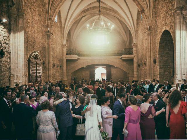 La boda de Jose Angel y Alicia en Villacañas, Toledo 24