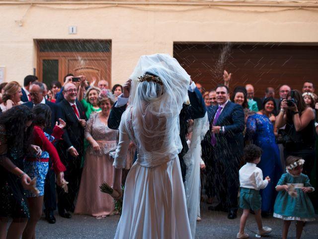 La boda de Jose Angel y Alicia en Villacañas, Toledo 25