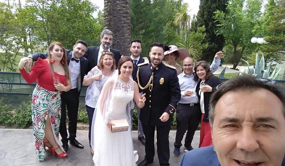La boda de Belen y Isaac en Cáceres, Cáceres